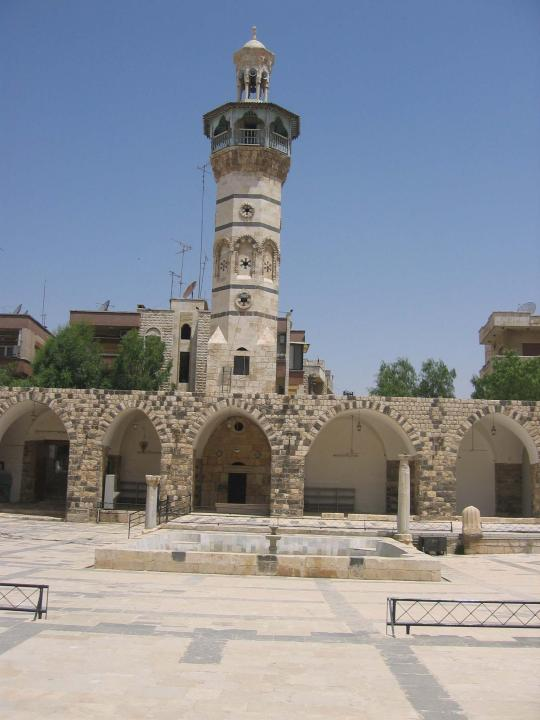 Hama's Great Mosque