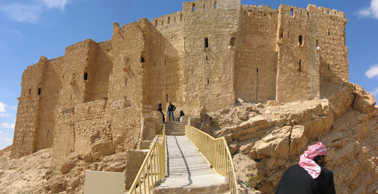 Castle of Ibn Maan