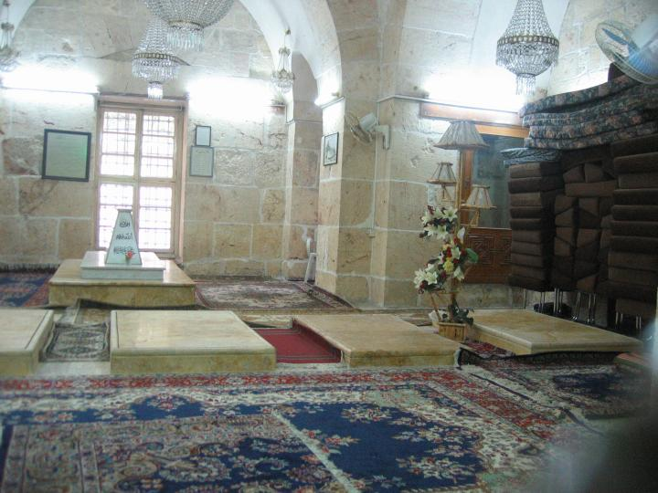 Grave of Salahuddin's son
